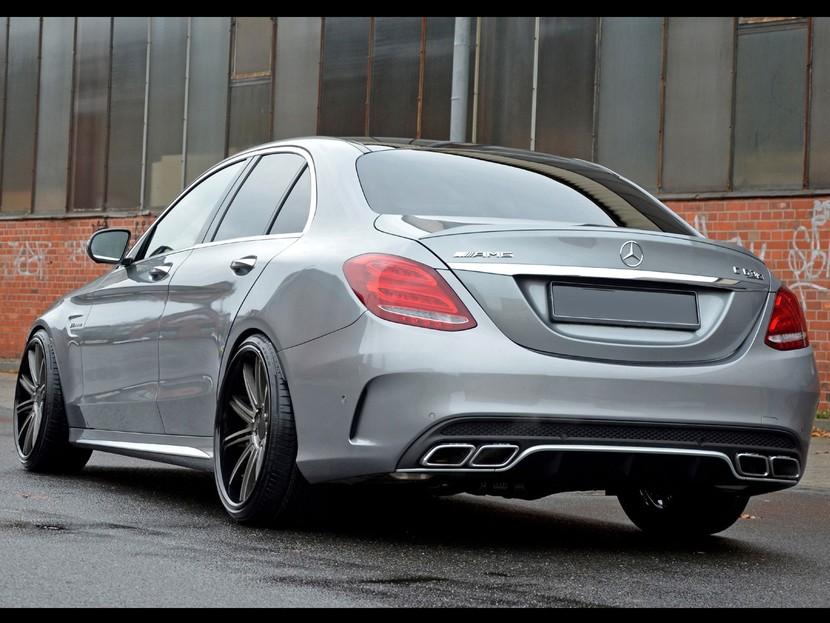 Design-Tuning für den Mercedes-AMG C63 ::: auto-motor at :::