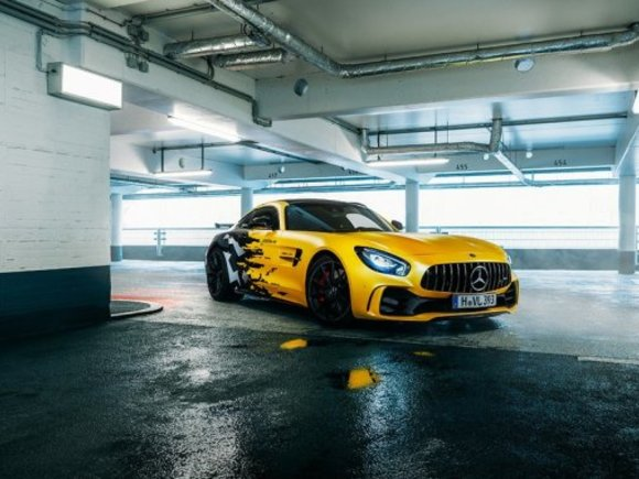 Mercedes-AMG GT R Tuning by fostla