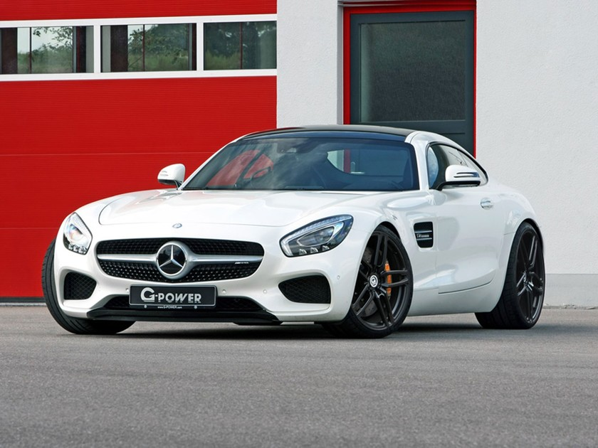 Mercedes amg gt s von g power 001