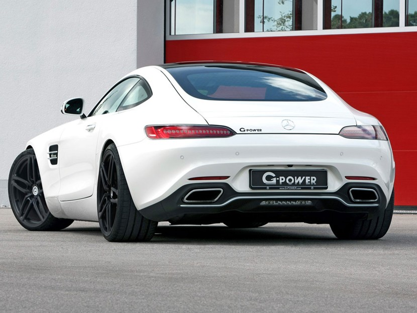 Mercedes amg gt s von g power 002