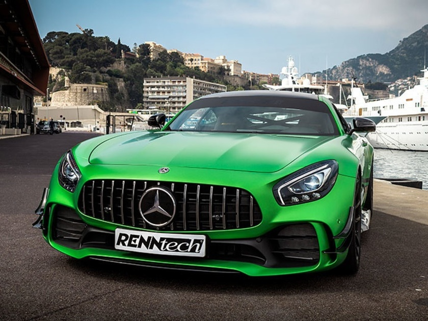 Mercedes-AMG GT Tuning by RENNtech