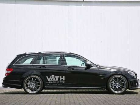 Vaeth mercedes v63rs 2