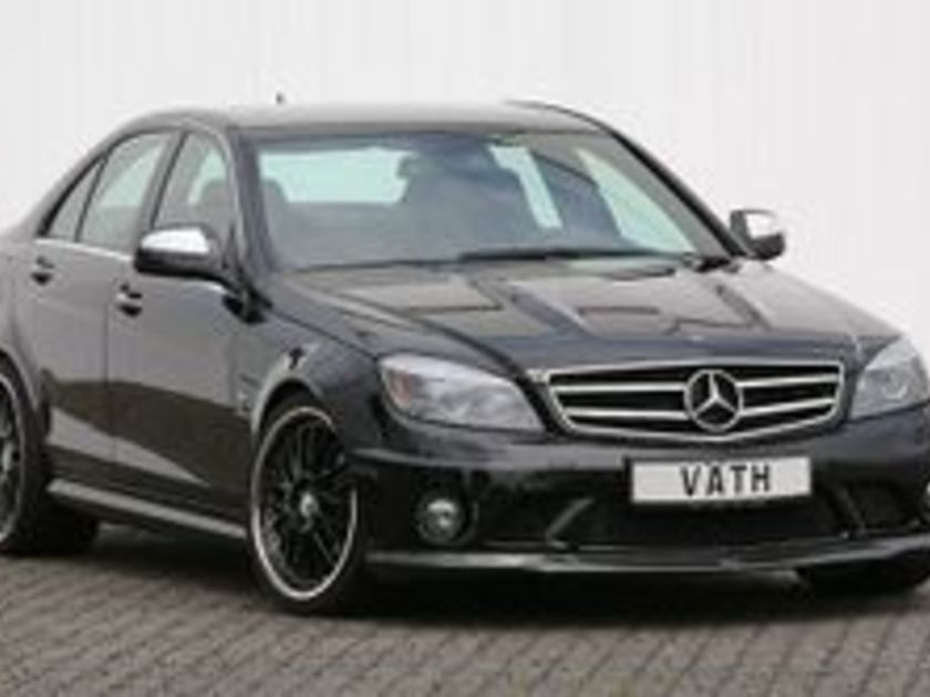 Mercedes c63 amg vaeth