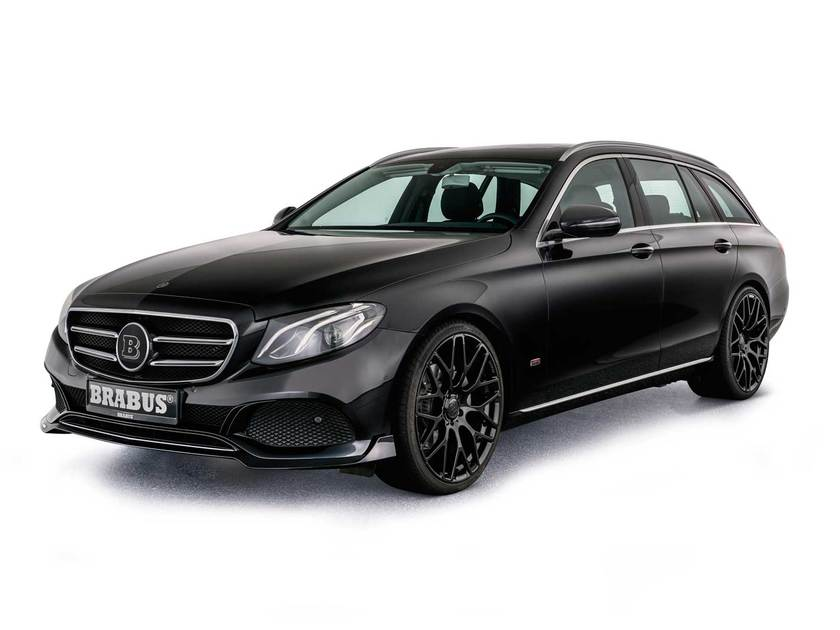 Mercedes E-Klasse T-Modell Tuning by BRABUS