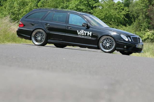 Vaeth mercedes e63 amg 2
