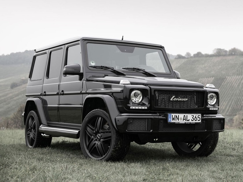 Tuning lorinser mercedes g500 001