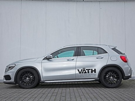 Mercedes GLA 200 by VÄTH