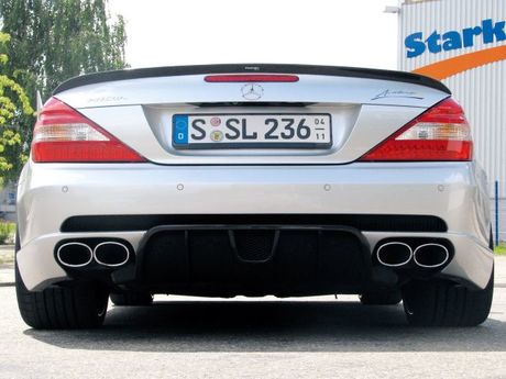 Mercedes sl r230 piecha 4