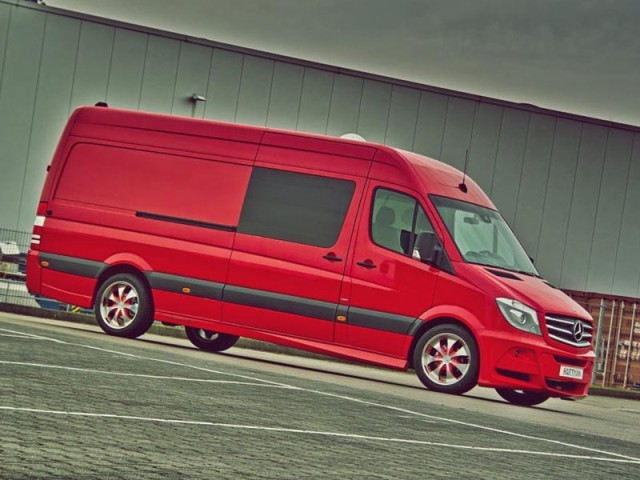 Tuning fuer mercedes sprinter 003