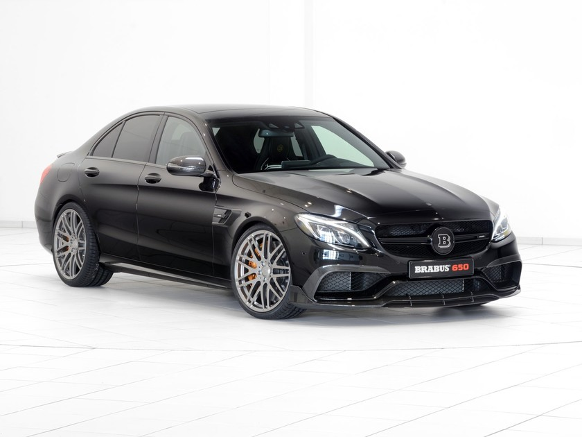 Brabus zwei highlights genfer autosalon 001