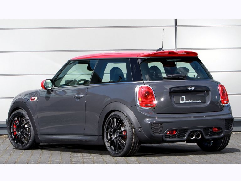 mini john cooper works tuning bis auf 300 ps auto. Black Bedroom Furniture Sets. Home Design Ideas