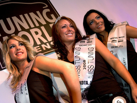 Miss tuning wahl 2008