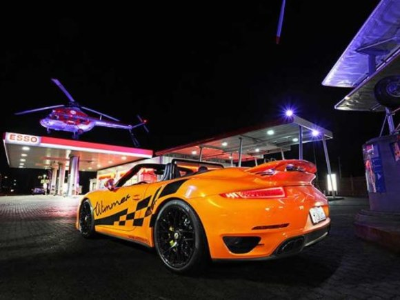 Porsche 991 Turbo S Cabrio Tuning by WIMMER