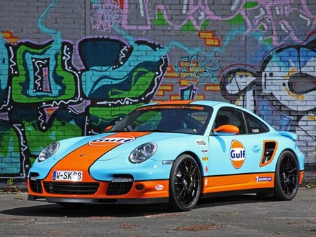 Porsche 997 Turbo Tuning