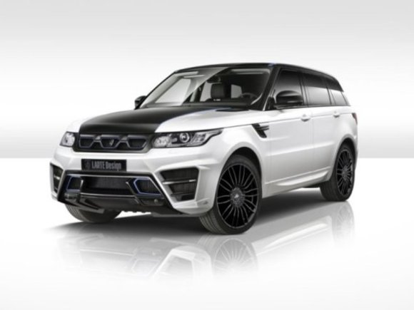 Range Rover Sport Tuning by Larte