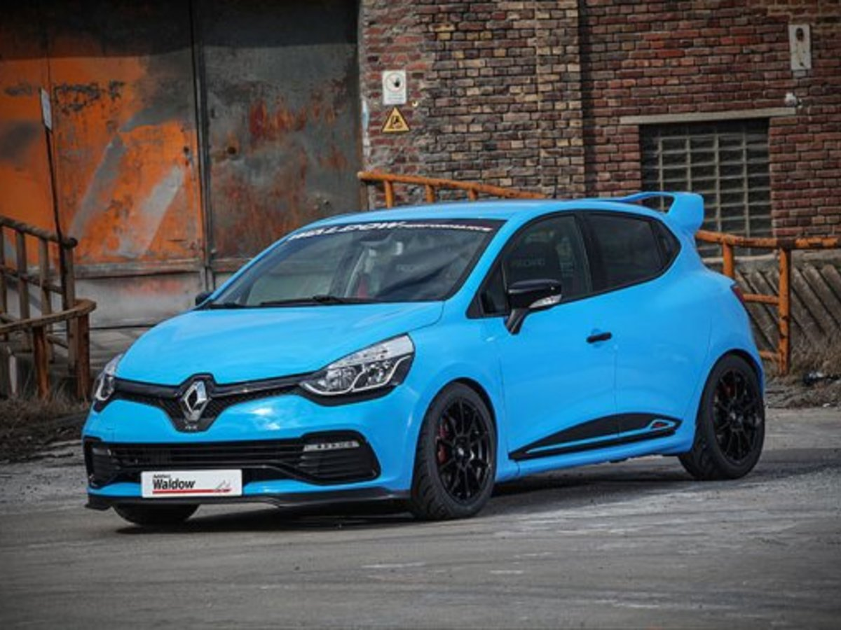 Renault Clio Tuning by Waldow