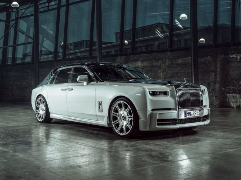 Rolls Royce Phantom Tuning by SPOFEC