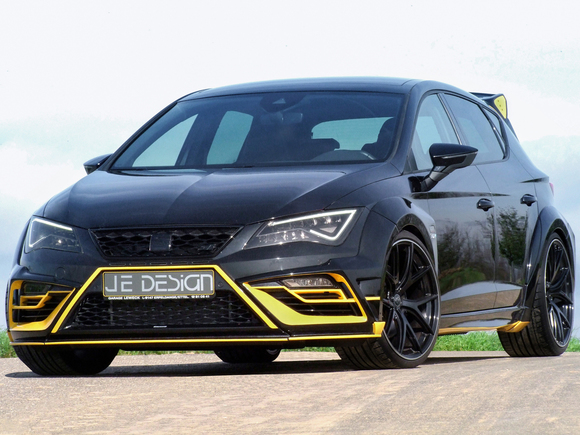 Seat Leon Cupra 300 Tuning by JE DESIGN