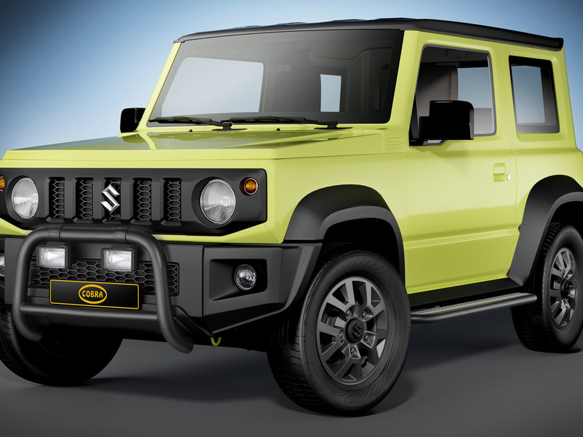 Suzuki Jimny Tuning by Cobra Technology & Lifestyle