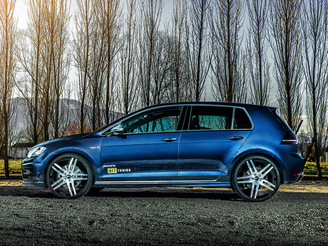 Golf VII R Tuning by O.CT