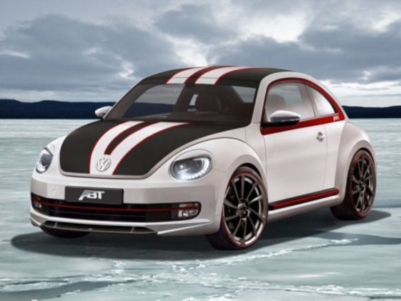 VW Beetle Tuning by ABT