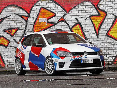 VW Polo Tuning by WIMMER Rennsporttechnik