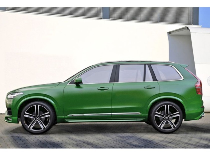 Heico tuning 250 ps fuer volvo xc90 001