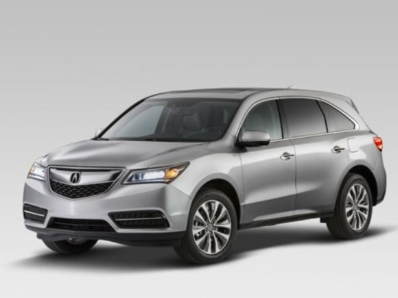New York 2013: Neuer Acura MDX
