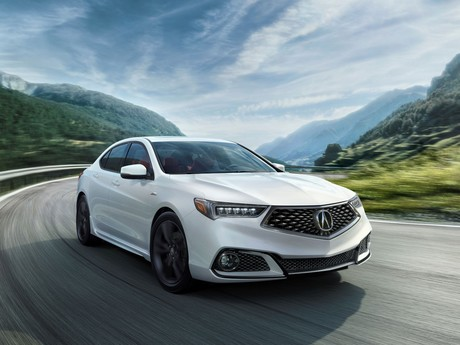 Facelift fuer acura tlx 001