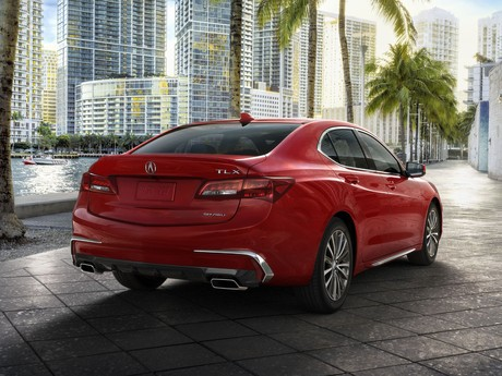 Facelift fuer acura tlx 002