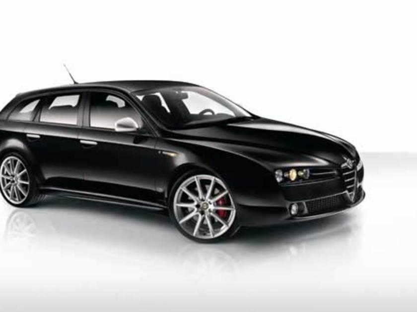 Alfa 159 : TI-Version für Limousine und Sportwagon ::: auto-motor.at :::