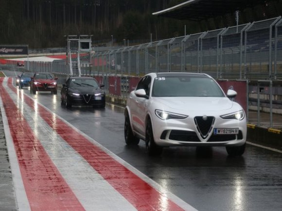 Alfa Driving Experience 2019