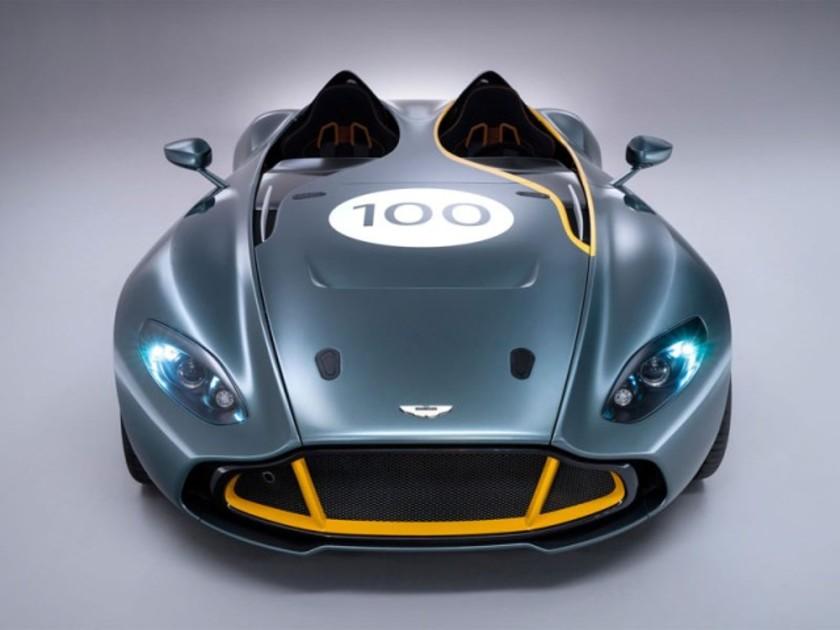 Aston Martin Cc100 Speedster Concept Auto Motor At