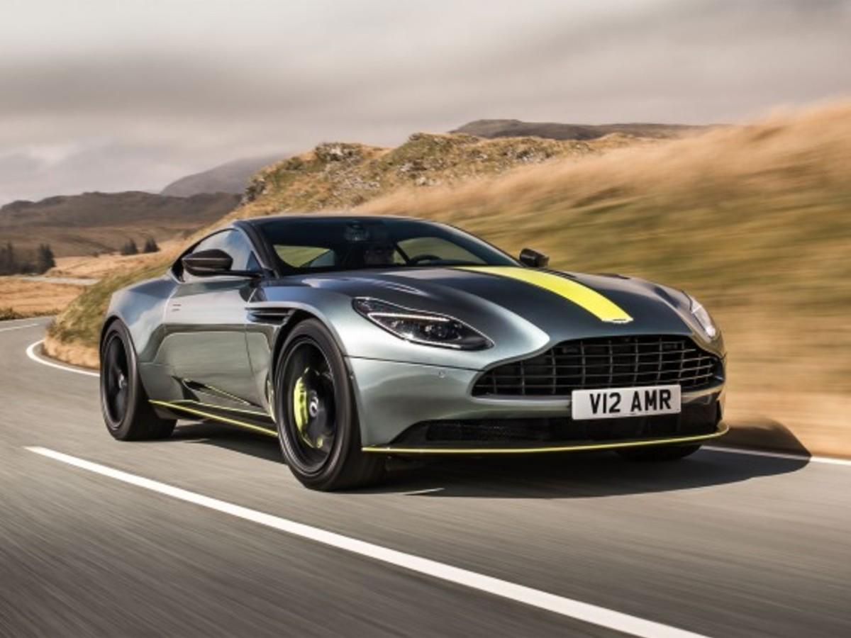 Aston Martin Db11 News Und Testberichte Auto Motor At