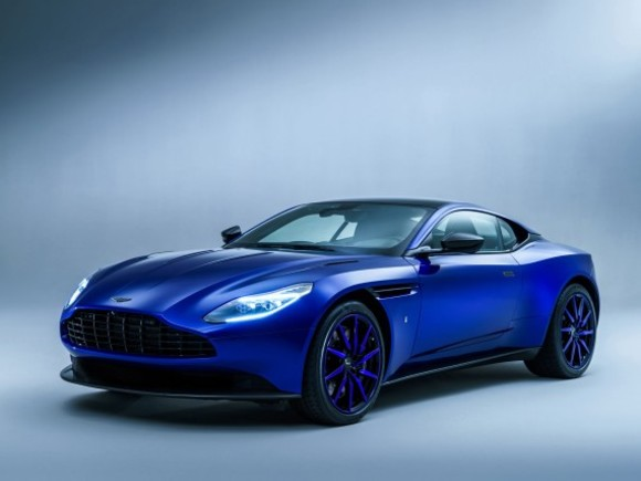 Aston martin news auto for Auto individualisieren