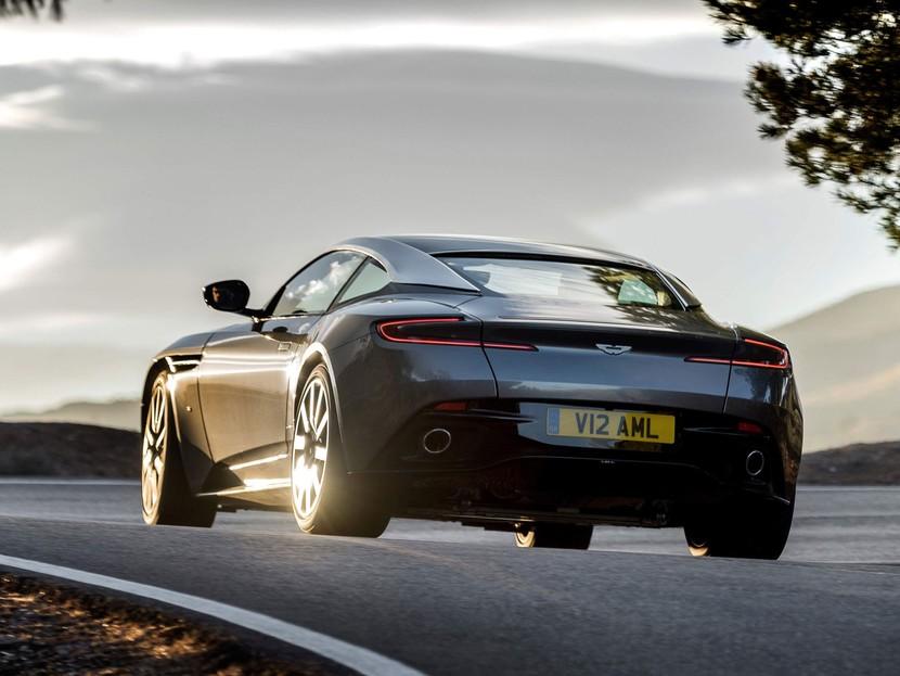 Neues Modell: Aston Martin DB11 ::: auto-motor.at