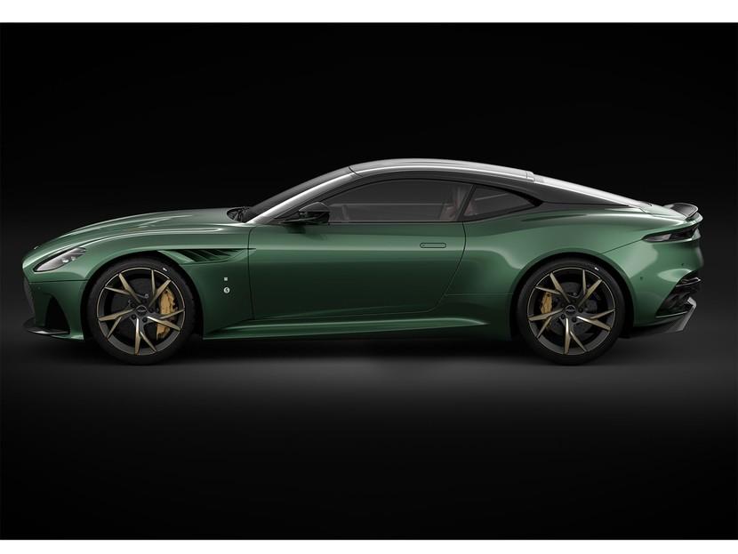 Sondermodell Aston Martin Dbs 59 Auto Motor At