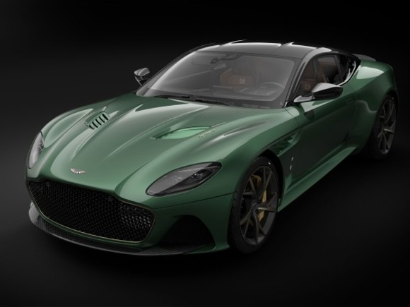 Limited Edition: Aston Martin DBS 59