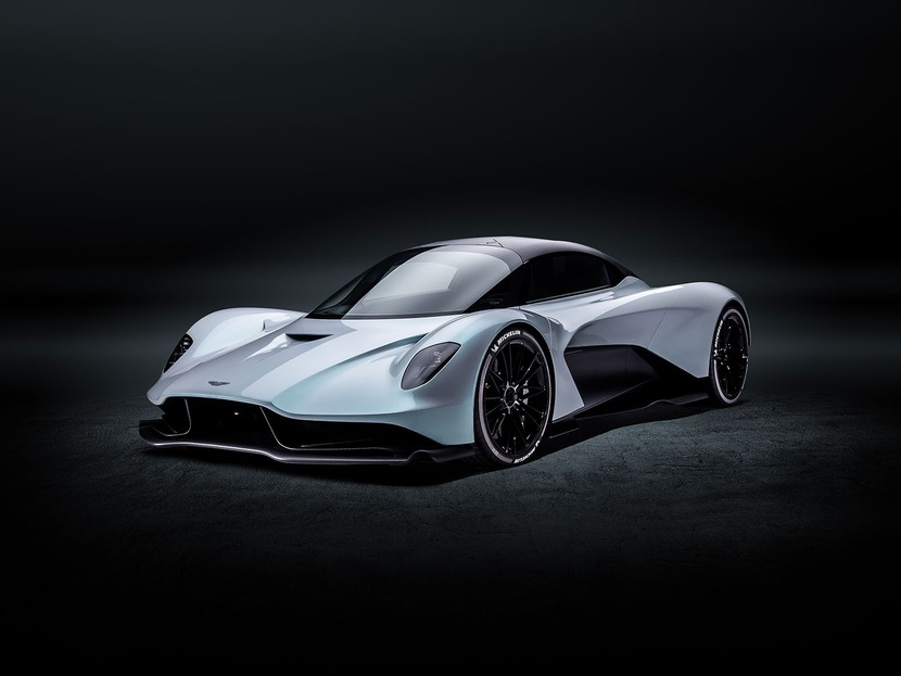 Aston Martin bei der Monterey Car Week 2019