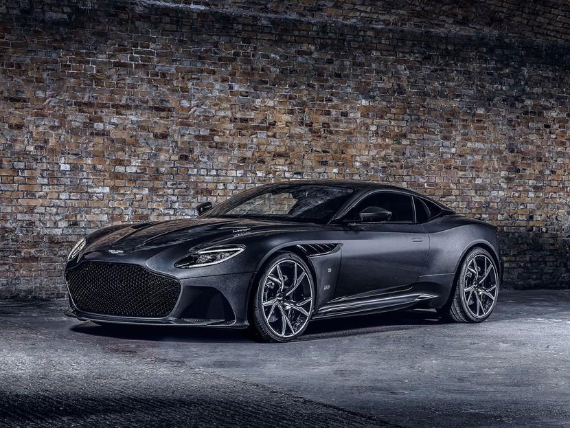 Aston Martin Vantage Und Dbs Als 007 Edition Auto Motor At