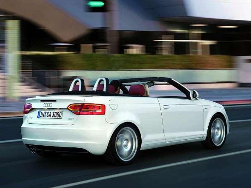 das audi a3 cabrio erh lt einen neuen basis motor auto. Black Bedroom Furniture Sets. Home Design Ideas