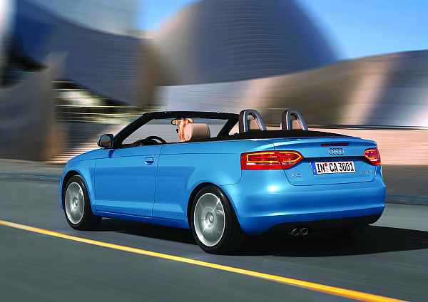 das audi a3 cabrio kommt zum h ndler auto. Black Bedroom Furniture Sets. Home Design Ideas
