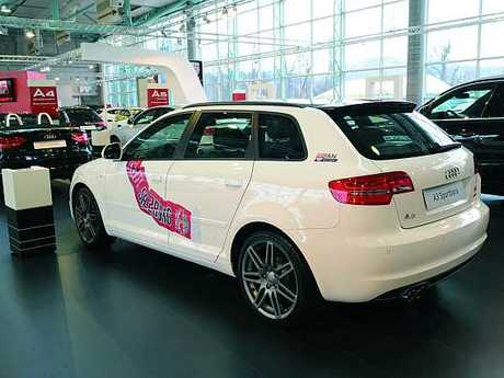 Audi a3 red bull fan edition 2
