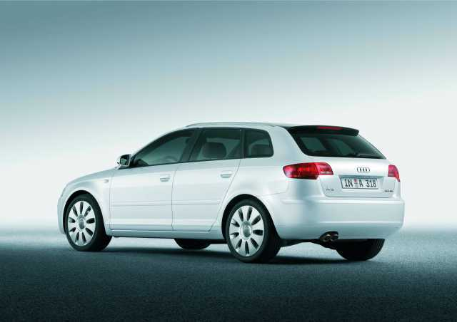 audi a3 und a3 sportback 1 9 tdi e limited edition. Black Bedroom Furniture Sets. Home Design Ideas