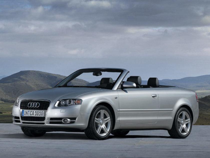Das Neue Audi A4 Cabrio Auto Motorat