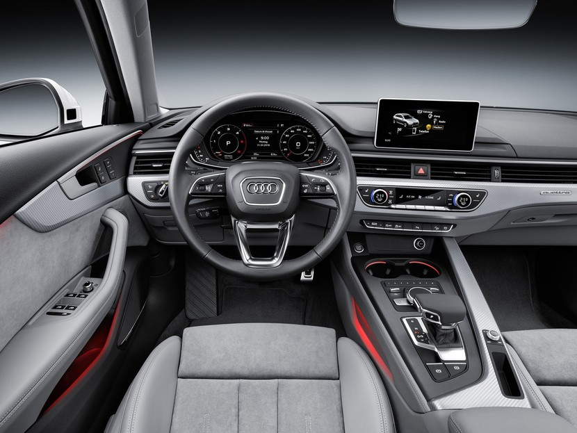 premiere neuer audi a4 allroad quattro auto. Black Bedroom Furniture Sets. Home Design Ideas