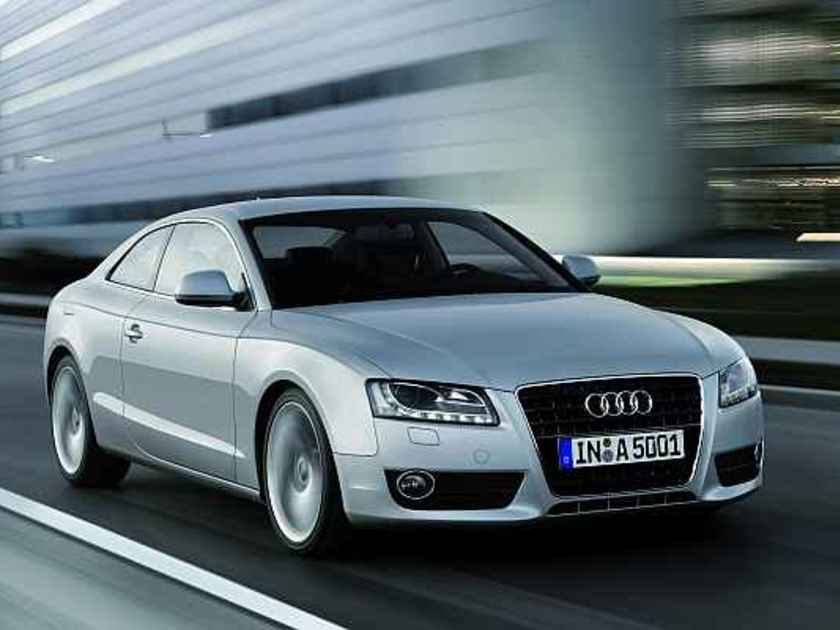 Audi a5 multitronic