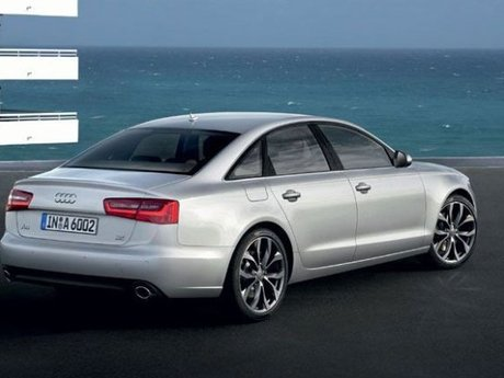 Audi A6 Weltpremiere Auto Motor At