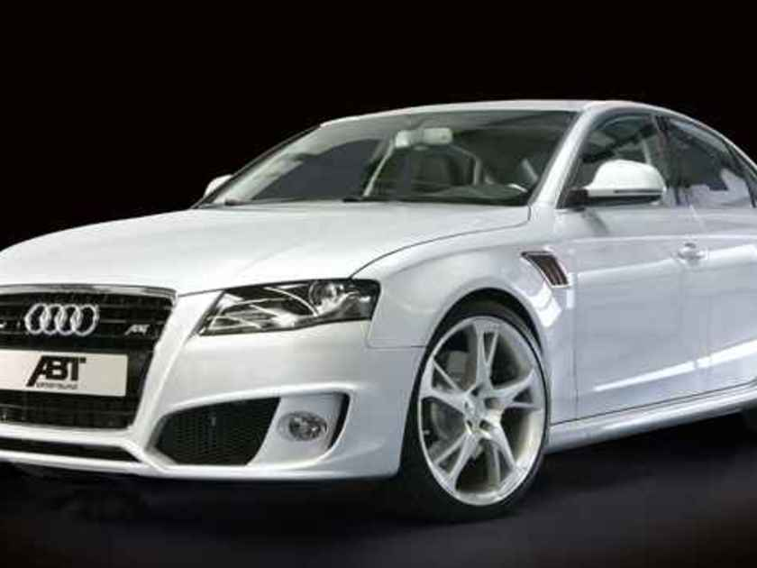 Audi as4 abt vorne