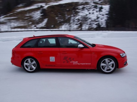 Audi driving experience drifttraining 002